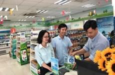 Les produits bio de Vinamilk présents à Singapour