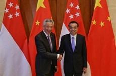 La Chine et Singapour promeuvent leur coopération multiforme