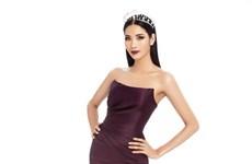 Hoang Thuy du Vietnam en lice pour le titre de Miss Univers 2019