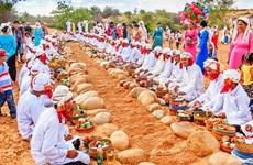 Les Cham fêtent leur Nouvel An Ramuwan à Binh Thuan