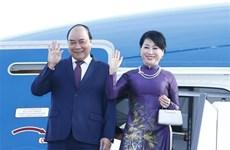 Le PM Nguyên Xuân Phuc entame sa visite officielle en Russie