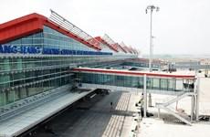 L'aéroport international de Van Don accueille son premier vol étranger