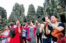 Les visiteurs chinois au Cambodge en hausse de 37% en quatre mois