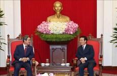 Coopération resserrée entre les Assemblées nationales vietnamiennes et sud-coréennes
