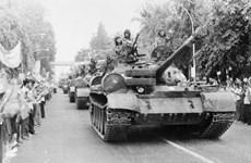 Célébration des 52 ans des relations diplomatiques Vietnam-Cambodge