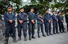 Thaïlande: près de 10.000 policiers déployés pour la sécurité du 34e Sommet de l'ASEAN