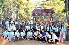 150 jeunes Viet Kieu participent au Camp d'été du Vietnam 2019