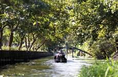 La Thaïlande développe le trafic fluvial pour résoudre les embouteillages à Bangkok