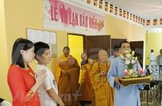 La fête Vu Lan et le premier centre provincial culturel bouddhiste des Vietnamiens en R. tchèque