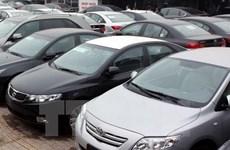 Automobile : croissance des ventes de voitures de la VAMA en sept mois