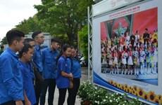 Exposition « 50 ans de l'exécution du testament du Président Ho Chi Minh » à HCM-Ville
