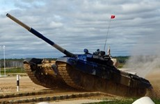 Le Vietnam primé aux «Army Games » 2019 en Russie