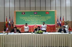 Les pays CLV : signature d'un accord de coopération en matière de défense et de sécurité