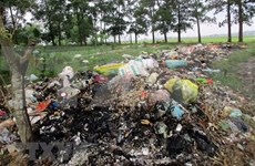 Vinh Phuc oeuvre pour résoudre le problème des déchets plastiques