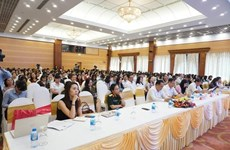 Journée mondiale de la contraception : colloque sur la contraception proactive à Hanoi