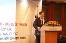 L'Association des hommes d'affaires et d'investissement Vietnam-R. de Corée voit le jour