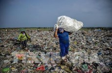 Déchets plastiques : présentation du projet OPTOCE au Vietnam