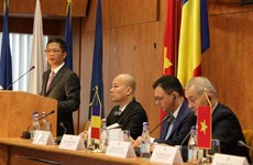 Des entreprises vietnamiennes promeuvent le commerce en Roumanie et en Bulgarie