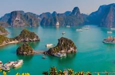 La baie d'Ha Long, l'une des attractions les plus populaires en Asie