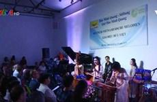 """""""Mélodie allemande - vietnamienne"""", passerelle d'amitié entre les deux pays"""