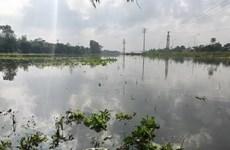 Les inondations font quatre morts et causent de lourdes pertes matérielles au Centre