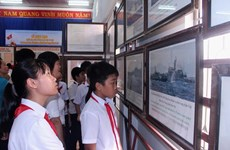 Exposition sur les archipels de Hoang Sa et Truong Sa à Ha Nam
