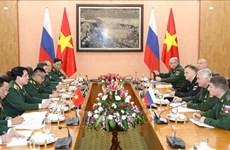 Renforcer la coopération de défense Vietnam - Russie