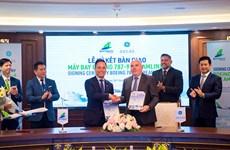 Bamboo Airways reçoit deux Boeing 787-9 Dreamliner