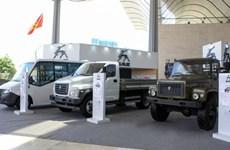 Le groupe russe GAZ assemblera des minibus au Vietnam