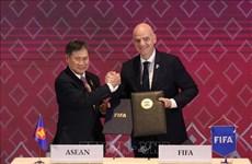 L'ASEAN et la FIFA collaborent pour le développement du football en Asie du Sud-Est