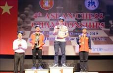 Championnats d'échecs d'Asie du Sud-Est 2019 : 14 médailles pour le Vietnam