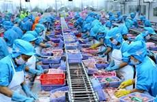 Le Vietnam à de la 8e Exposition internationale sur la pêche et l'aquaculture d'Algérie