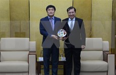 La République de Corée aide la ville de Da Nang à réduire les risques de catastrophes naturelles