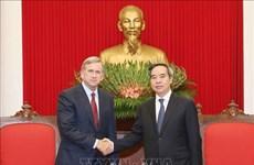 Qualcomm continue de soutenir l'écosystème technologique du Vietnam