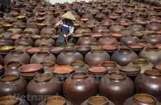 La sauce de soja, une délicatesse de Hung Yen