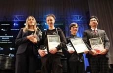 Un étudiant vietnamien remporte le 3e prix au concours international de musique en Russie