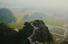 Les grottes de Thien Ha et de Mua à Ninh Binh distinguées dans une émission sud-coréenne