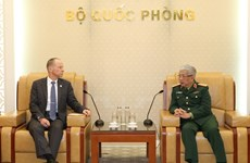 Vietnam et États-Unis resserrent leurs relations en matière de défense