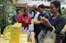 Dak Lak à la foire de promotion du commerce des coopératives agricoles 2019