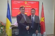 Ouverture d'un bureau de représentation commerciale du Vietnam en Ukraine