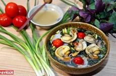 Bun ôc, un plat raffiné des Hanoïens