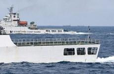 L'Indonésie détecte une violation continue de sa ZEE par des bateaux de pêche chinois
