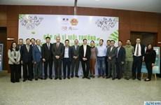 """Le colloque """"Rencontre pour Environnement"""" à Hanoï"""