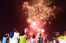 Nouvel An du Rat: feux d'artifice dans l'ensemble du pays