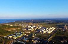 La raffinerie de Dung Quât dépasse 10% de sa capacité prévue