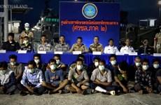 COVID-19 : la Thaïlande procède à l'isolement 21 pêcheurs vietnamiens