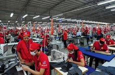 Textile-habillement : le Vietnam exporte pour 5,3 milliards de dollars