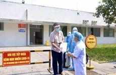 COVID-19 : le 33e cas à Thua Thien-Hue est guéri et sorti de l'hôpital
