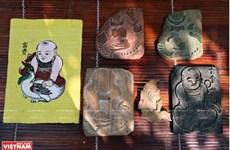 Présentation de la candidature de l'art des estampes populaires de Dông Hô à l'UNESCO