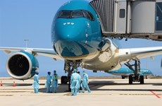 COVID-19: Vietnam Airlines suspend  les services au salon d'affaires